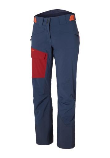 Spodnie Narciarskie Meskie Ziener Tjure Granatowe 9363202743 Allegro Pl