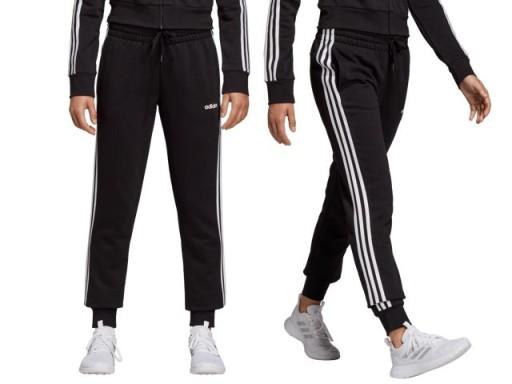Dp2380 Damskie Sportowe Spodnie Adidas Bawelniane 9531943191 Allegro Pl