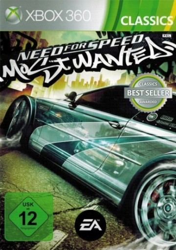 Need For Speed Most Wanted 2005 Xbox 360 X360 Stan Uzywany 9655924422 Allegro Pl