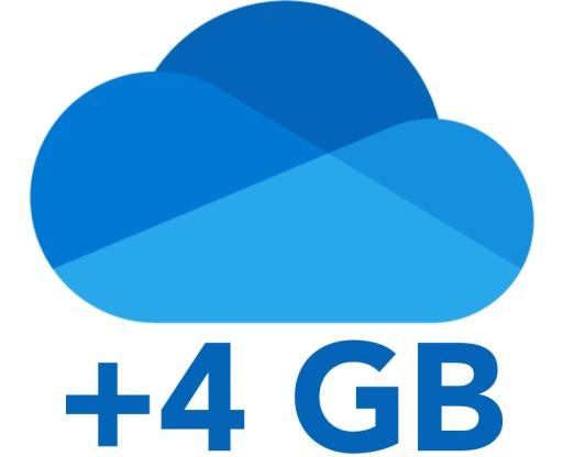 OneDrive.com 4GB DOŻYWOTNIE DOŁADOWANIE