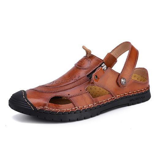 duże sandały oddychające Fashion 10751135150 Obuwie Męskie Męskie BA PDVQBA-8