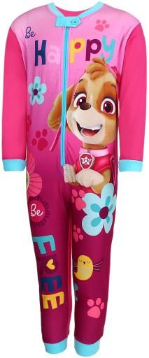 Piżama kombinezon Psi Patrol PAW Skye 116 różowy