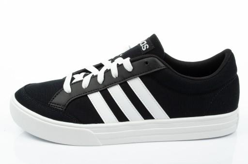 Buty męskie sportowe Adidas Vs Set [AW3890] 10731803288 Obuwie Męskie Męskie BV FUJMBV-1