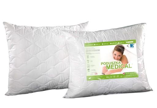 Poduszka antyalergiczna Medical 50x70 AMW