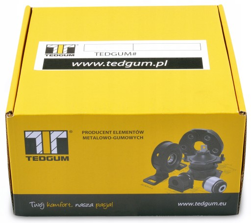 PROTECTION ENGINE CUSHION TEDGUM 00136751
