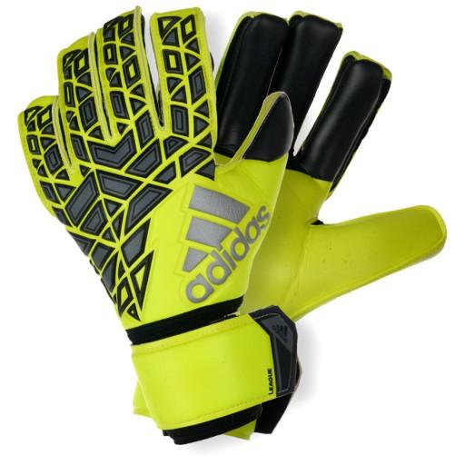Rękawice Bramkarskie Adidas Profesjonalne Meczowe 8522280608 Allegro Pl
