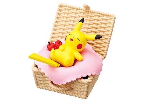 Re Ment Pokemon Utatane Basket All 6 Kind Set 9531193414 Allegro Pl