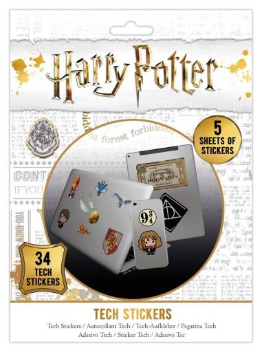 Harry Potter Naklejki Na Laptopa Tablet Oficjalne 8741250626 Allegro Pl
