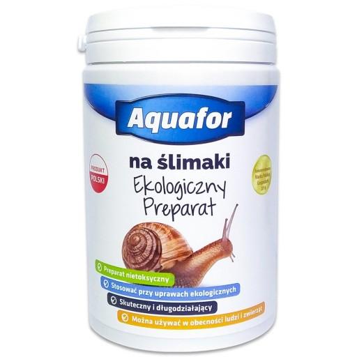 Aquafor Ekologiczny Granulat Na Slimaki Zwalcza 05 9530767281 Allegro Pl