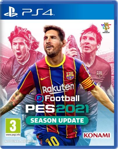 EFootball PES 2021 Season Update PS4