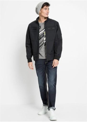 U5A008*SPODNIE REGULAR FIT RAINBOW 44 r. XXL 10770340020 Odzież Męska Spodnie EB INCGEB-4