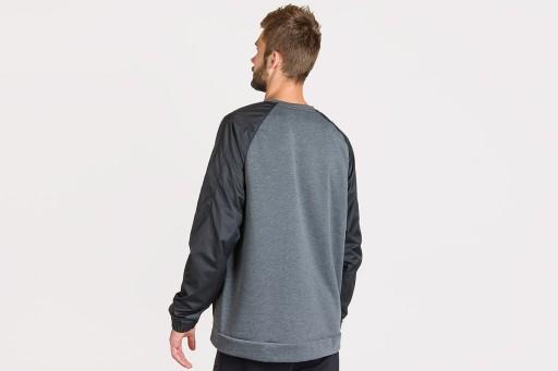NIKE DRY CREW UTILITY CORE AV0719-071 BLUZA MĘSKA 10569607021 Bluzy Męskie Bluzy OY MSJFOY-9