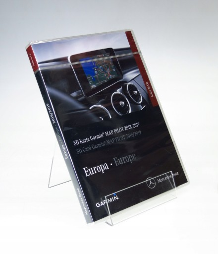 Garmin Map Pilot Najnowsze mapy Mercedes A218 V11