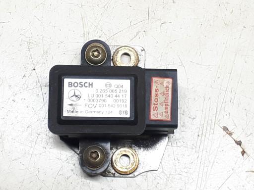 THE BLOCK ESP A CLASSROOM W168 1,7D BOSCH 0015404417