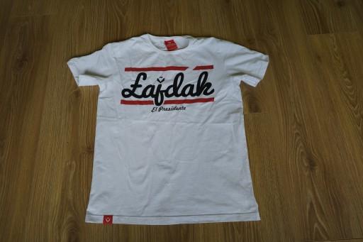 Koszulka T-shirt El Presidente ŁAJDAK rozmiar M