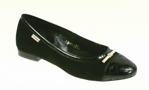 Draco 1488 balerina rozm.39 czarna
