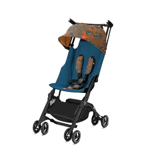 GB lekki wózek POCKIT+ All Terrain Atlantic Orange