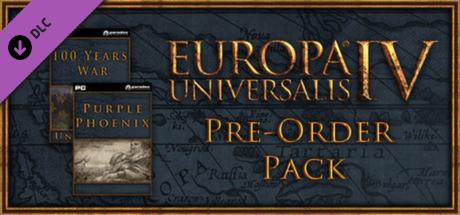 Europa Universalis 4 Pre Order Pack Steam Klucz Stan Nowy 9113326963 Allegro Pl