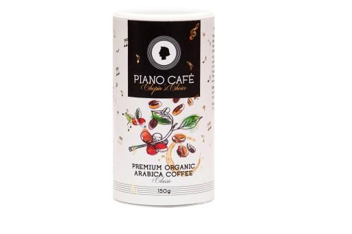 Kawa ARABICA BIO PIANO CAFE. CHOPIN'S CHOICE