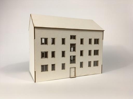 Budynek mieszkalny typ: 02 H0