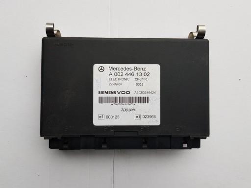 CONTROLLER CPC/FR MERCEDES ACTROS 0024461302