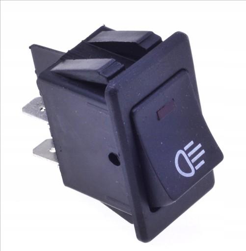 Włącznik świateł/halogenów samochodowych (883