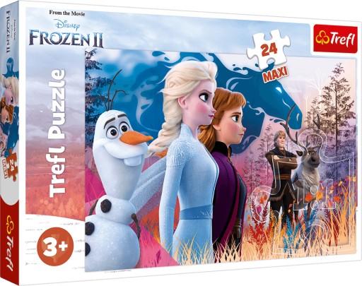 Puzzle 24 Maxi - Magiczna wyprawa 14298