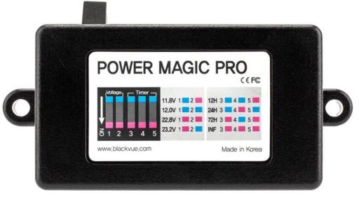 BLACKVUE POWER MAGIC PRO moduł zasilania do kamer