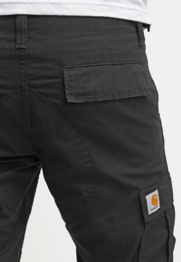 Spodnie CARHARTT Wip Aviation Pant Columbia r. 34/ 10628639113 Odzież Męska Spodnie FZ WTIRFZ-4