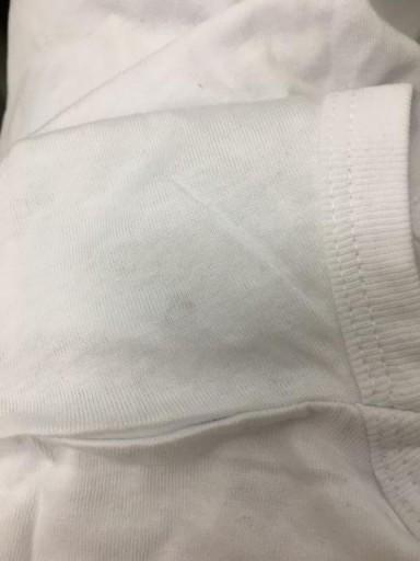 A213C2 BOOHOO KOSZULKA BIAŁA BAWEŁNA LUŹNA L 10756719345 Odzież Męska Koszulki bez rękawÓw VU VHKAVU-5