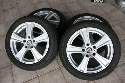 Koła zimowe BMW e90 e91 7,5x17 5x120 225/50/17 RSC