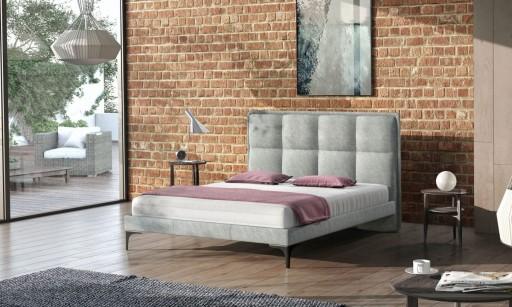 Łóżko tapicerowane Ariana 160x200