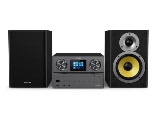 Mikrowieża Philips TAM8905 BAB+ Spotify Bluetooth