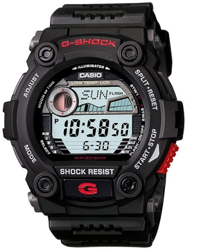 Zegarek Casio G-SHOCK G-7900-1ER WR200 49 mm