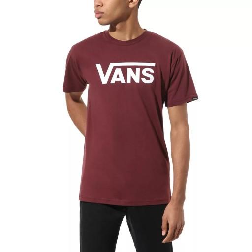 Koszulka Meska Vans Bordowa Vn000gggk1o Xl 9441032410 Allegro Pl