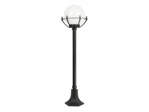 Lampa OGRODOWA stojąca słupek Kule 102cm