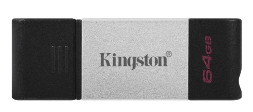 KINGSTON Pendrive DT80/64GB USB-C 3.2 Gen1