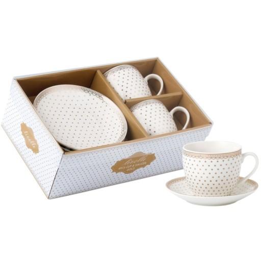 Komplet filiżanek do kawy herbaty, filiżanka 4867