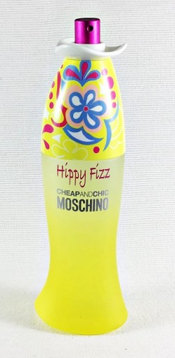 moschino cheap and chic - hippy fizz