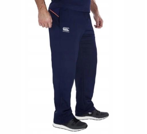 CCC CANTERBURY VAPO SHIELD dresowe spodnie dres M 9461764324 Odzież Męska Spodnie PK ZVXKPK-5