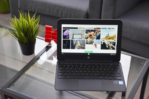 DELL Chromebook 11 4GB SSD HDMI, USB 3.0 МОЩНАЯ BAT доставка из Польши Allegro на русском