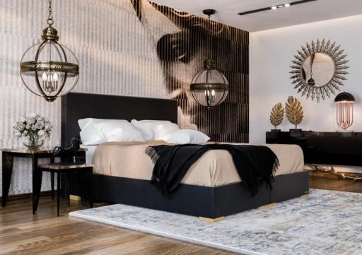 Łóżko Roma 160x200 Amber TOP Sofa Zawiercie