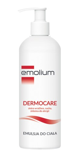 EMOLIUM Dermocare emulsja do ciała 400ml