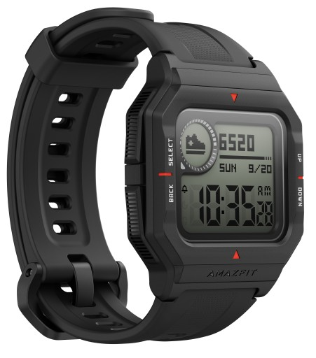 Smartwatch Amazfit Neo Black Retro Bluetooth 1 2 X27 X27 9986395799 Sklep Internetowy Agd Rtv Telefony Laptopy Allegro Pl