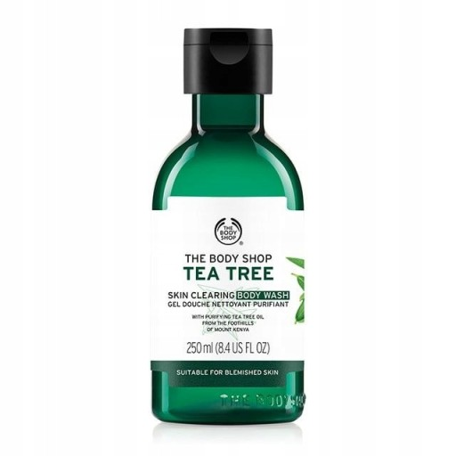 THE BODY SHOP żel pod prysznic TEA TREE