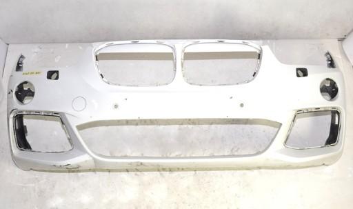 BMW X1 F48 zderzak M Pakiet przód 300