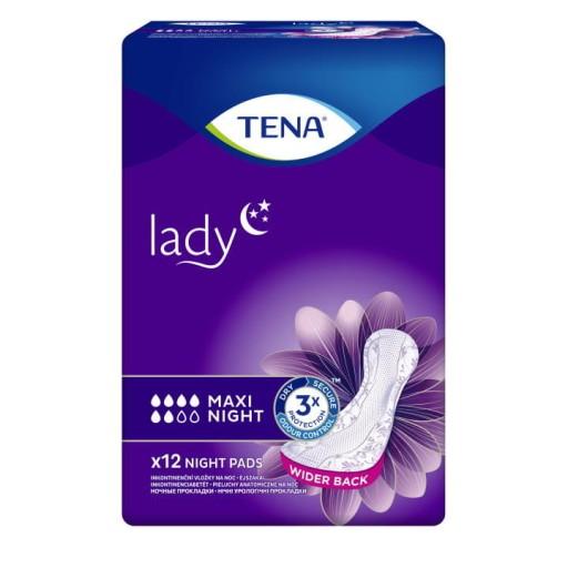 Wkładki TENA Lady Maxi Night 12szt.