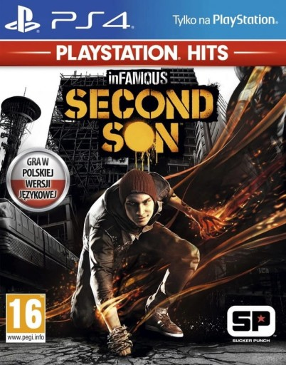 Infamous Second Son Pl Ps4 Sklep Wroclaw Stan Nowy 9964765893 Allegro Pl