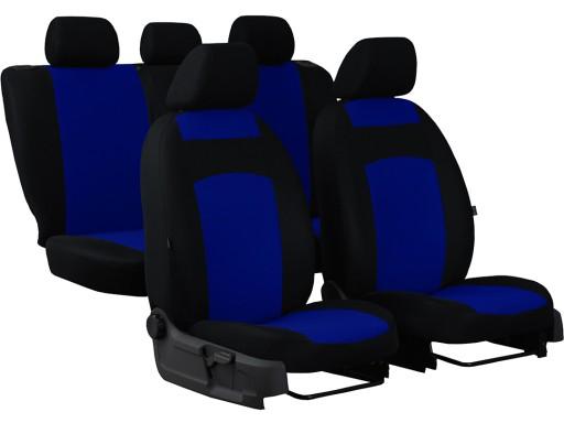Pokrowce Na Siedzenia Fotele Samochodowe Classic+