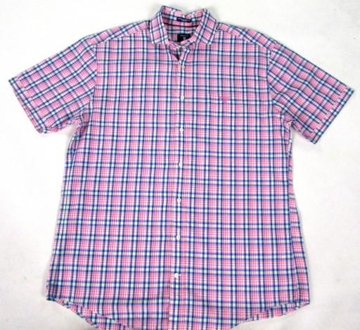 ** GANT **_XL_Modna, super koszula w kratkę_IDEAŁ 10693806308 Odzież Męska Koszule XN PNITXN-1